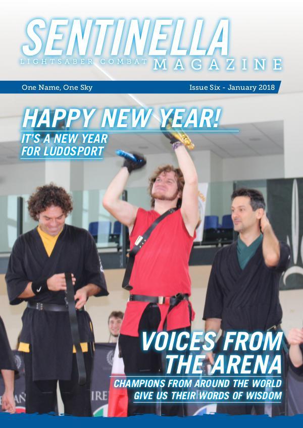 Sentinella Magazine Issue Six - January 2018