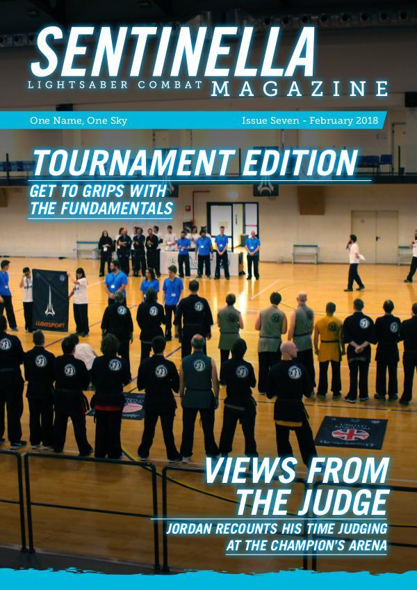 Sentinella Magazine Issue Seven - February 2018
