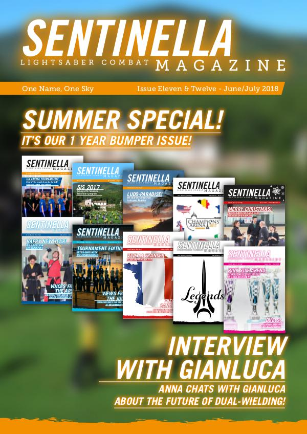Issue Eleven - July 2018