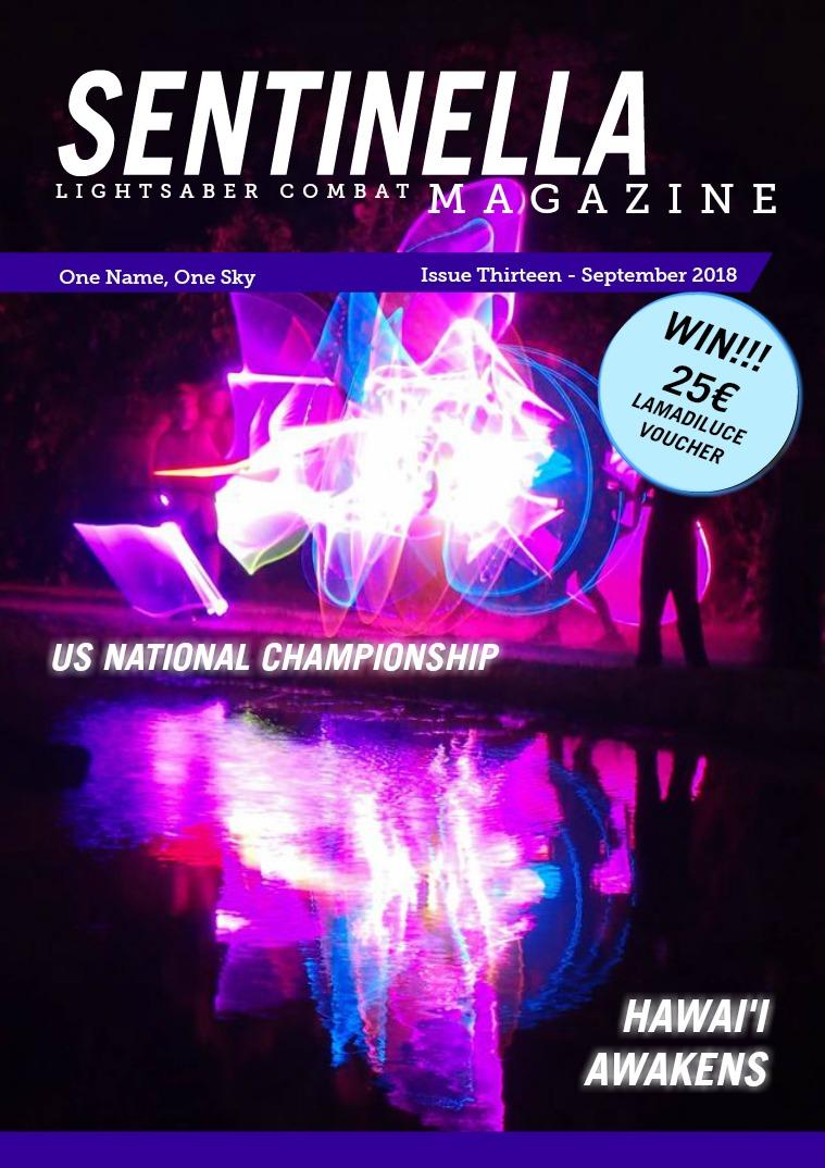 Issue Thirteen - September 2018