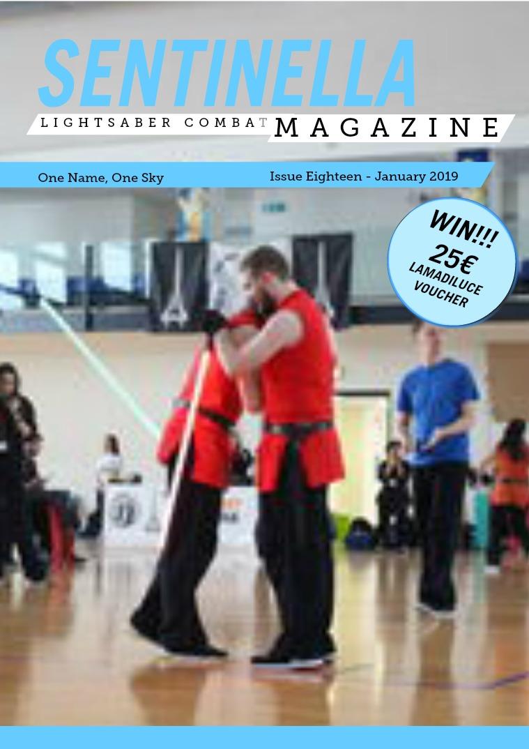 Issue Seventeen - January 2019