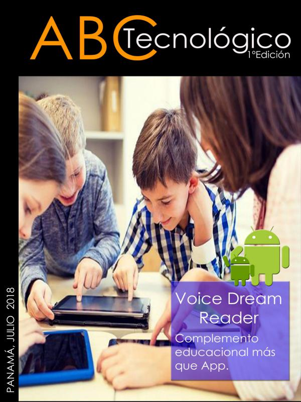 ABC Tecnológico REVISTA VOICE DREAM