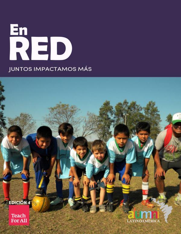 En Red #4 Resvista en red Cuarta edición
