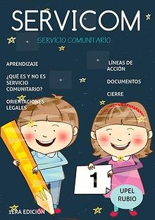 """""""SERVICOM"""" Servicio Comunitario"""
