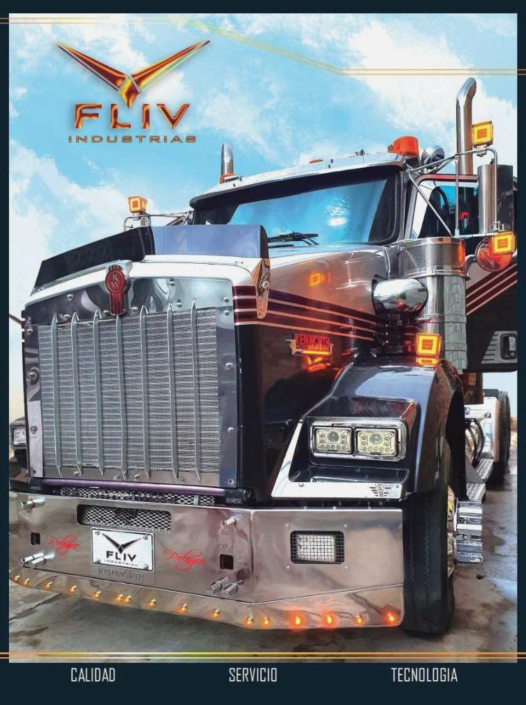 Catálogo Industrias FLIV CATÁLOGO IND FLIV 2019