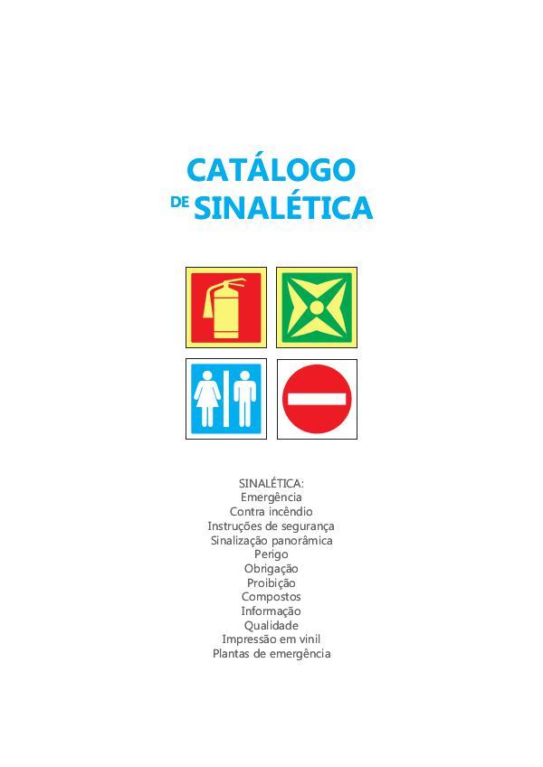Catálogo de sinalética Catalogo_Sinalética_João Coimbra