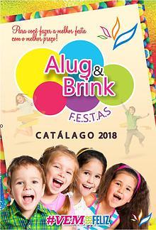 Catálogo 2018 Alug&Brink Festas